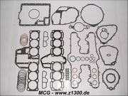 Kompletter Motordichtsatz Reproduktion - Complete motor gasket kit reproduction